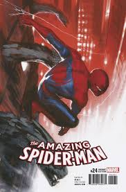 AMAZING SPIDER-MAN #24 DELL'OTTO 1:25 VARIANT