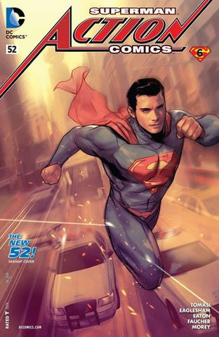 ACTION COMICS #52 VARIANT