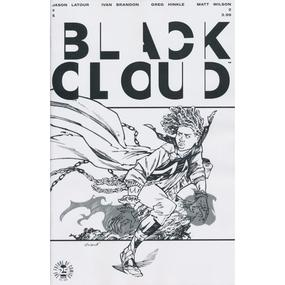 BLACK CLOUD #2  B&W SPAWN VARIANT MONTH