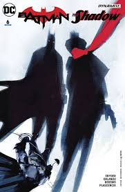 27/09/2017 BATMAN THE SHADOW #6 (OF 6) JOCK VAR ED
