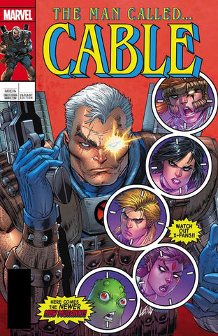 18/10/2017 CABLE #150 LENTICULAR LEGACY HOMAGE BY ROB LIEFELD