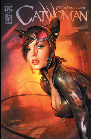 CATWOMAN 80TH ANNIVERSARY SHANNON MAER VARIANT LIMITED TO 2000