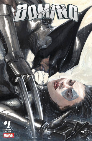DOMINO #1 GABRIELE DELL'OTTO TRADE VARIANT AUTISM AWARENESS CHARITY DONATION
