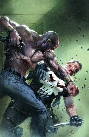 Defenders #4 Gabriele Dell'Otto VIRGIN COVER