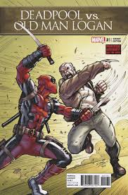 DEADPOOL VS OLD MAN LOGAN #1 (OF 5) LIM VAR