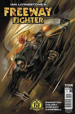 17/05/2017 IAN LIVINGSTONES FREEWAY FIGHTER #1 (OF 4) CVR C AROCENA - Sad Lemon Comics