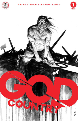 19/04/17 GOD COUNTRY #1 4TH PRINT - Sad Lemon Comics