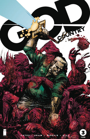 GOD COUNTRY #3 COVER B GERARDO ZAFFINO & JASON WORDIE - Sad Lemon Comics
