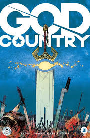 GOD COUNTRY #3 2ND PRINT
