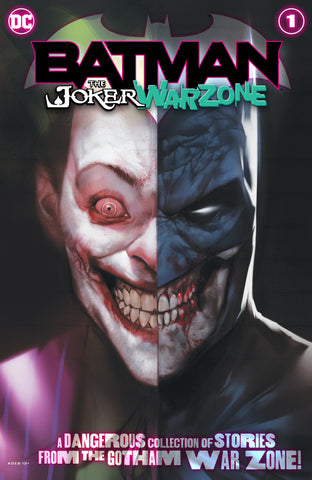 30/09/2020 BATMAN THE JOKER WAR ZONE #1