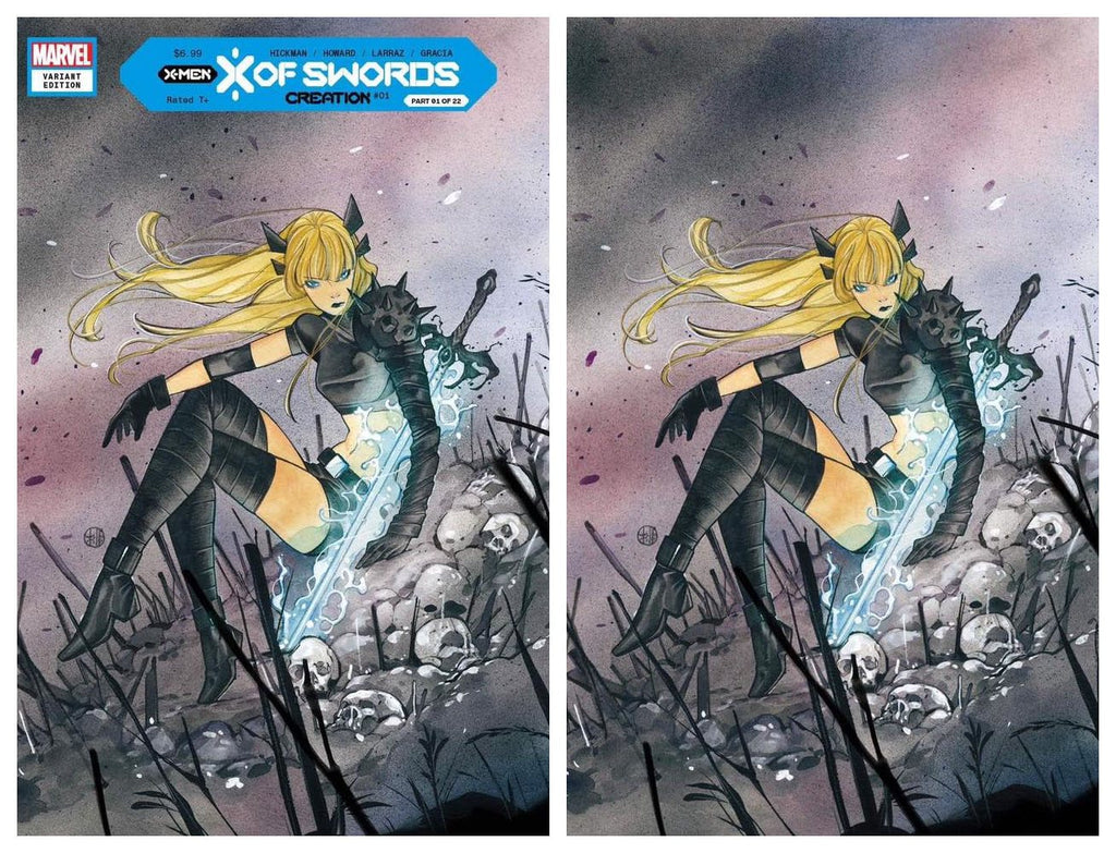 X OF SWORDS CREATION #1 PEACH MOMOKO VARIANT