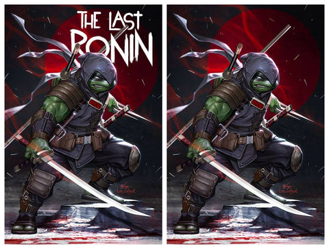 TMNT THE LAST RONIN #2 INHYUK LEE VARIANT