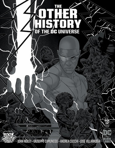 OTHER HISTORY OF THE DC UNIVERSE #1 (OF 5) LCSD 2020 SILVER METALLIC INK VARIANT