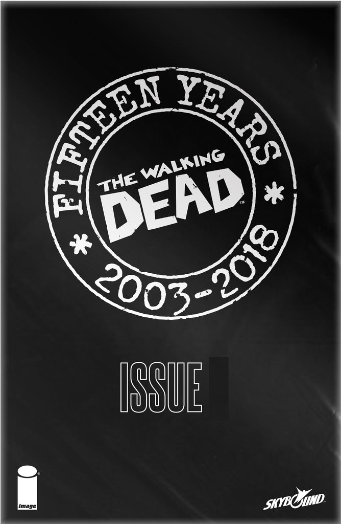 13/10/18 WALKING DEAD #132 ASHLEY WOOD 15TH ANNV BLIND BAG VAR (MR)