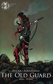 OLD GUARD #4 SPAWN VARIANT MONTH