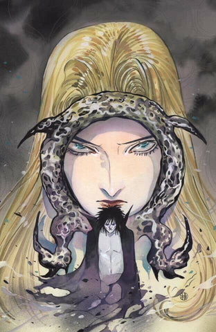 LOCKE & KEY SANDMAN HELL & GONE #1 PEACH MOMOKO VARIANT LIMITED TO 666 COPIES WITH NUMBERED COA
