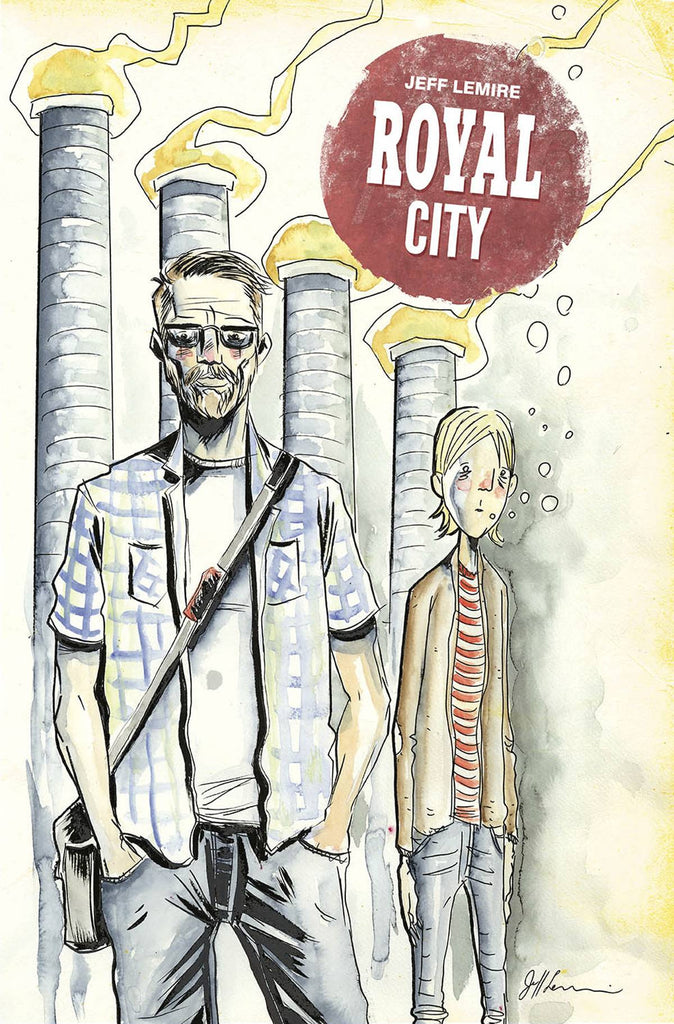 ROYAL CITY #1 - Sad Lemon Comics