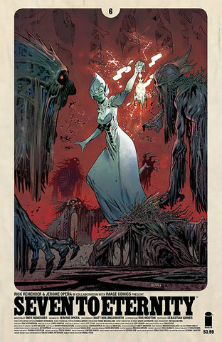 SEVEN TO ETERNITY #6 COVER B
