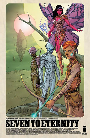 SEVEN TO ETERNITY #7 COVER A