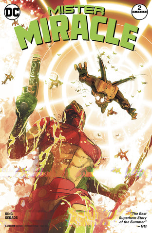 MISTER MIRACLE #2 (OF 12) VAR ED (MR)
