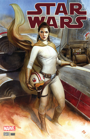STAR WARS #40 ADI GRANOV TRADE VARIANT LIMITED TO 3000 COPIES