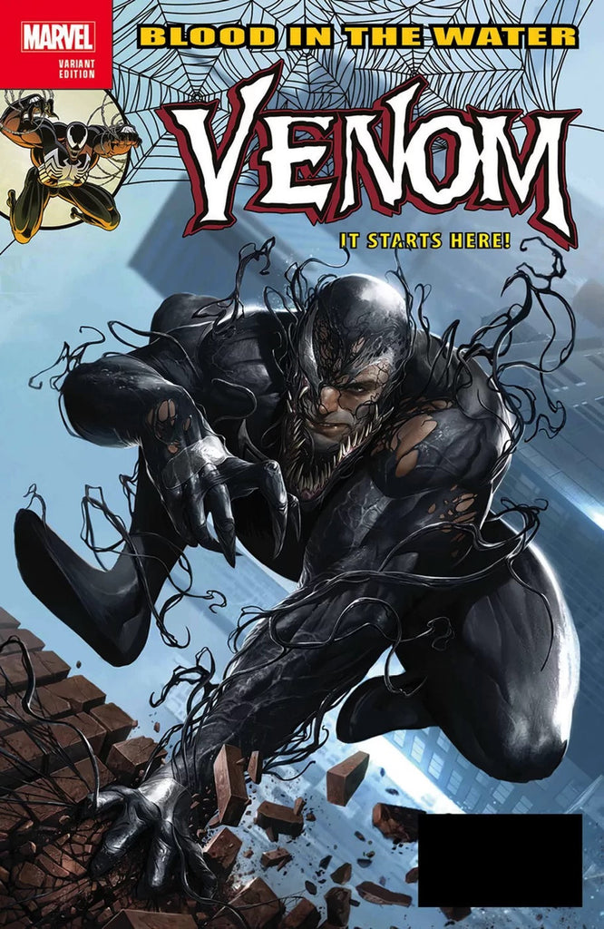 VENOM #155 LENTICULAR LEGACY HOMAGE BY FRANCESCO MATTINA