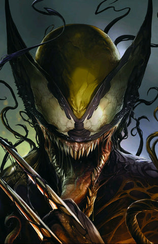 VENOM #6 FRANCESCO MATTINA VENOMIZED X-23 VIRGIN VARIANT COVER D