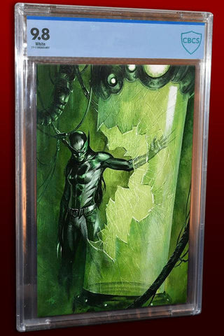 WEAPON X #11 GABRIELE DELL'OTTO ULTIMATE  VIRGIN VARIANT LIMITED TO 250 CBCS 9.8