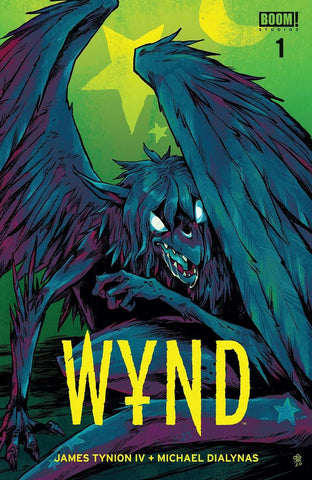 WYND #1 MICHAEL DIALYNAS EXCLUSIVE VARIANT LIMITED TO 300