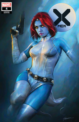 X-MEN #4 DX SHANNON MAER TRADE DRESS VARIANT LIMITED TO 3000