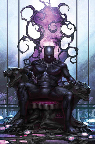 BLACK PANTHER #1 1:25 IN HYUK LEE VARIANT