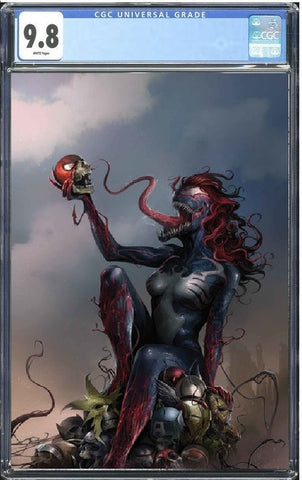 14/06/2017 VENOM #151 FRANCESCO MATTINA MARY JANE VARIANT CGC GUARANTEED 9.8 - Sad Lemon Comics