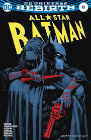 ALL STAR BATMAN #10 FIURAMA VAR ED