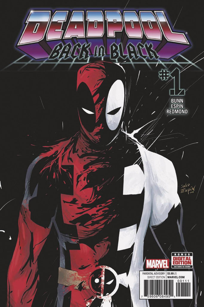 DEADPOOL: BACK IN BLACK #1 - Sad Lemon Comics