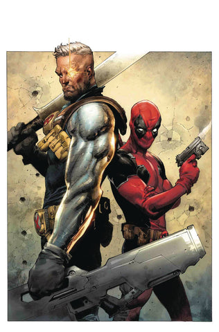 DEADPOOL #1 1:50 JEROME OPENA VARIANT