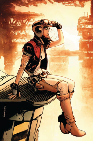 STAR WARS : DR APHRA #1 SARA PICHELLI THE DARKSIDE VARIANT SET (ALL 3 COVERS) - Sad Lemon Comics