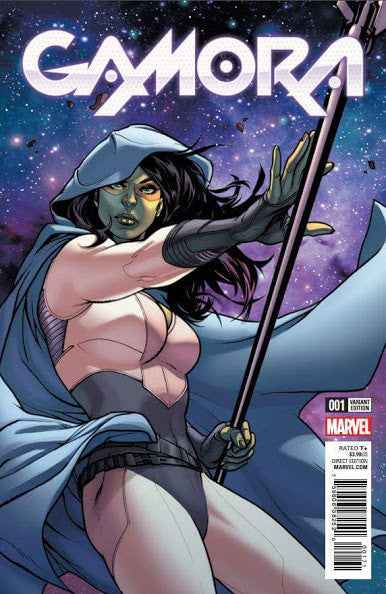 NOW GAMORA #1 EMANUELA LUPACCHINO VARIANT - Sad Lemon Comics