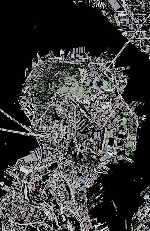 07/03/2018 GIDEON FALLS #1 CVR D VIRGIN (MR)