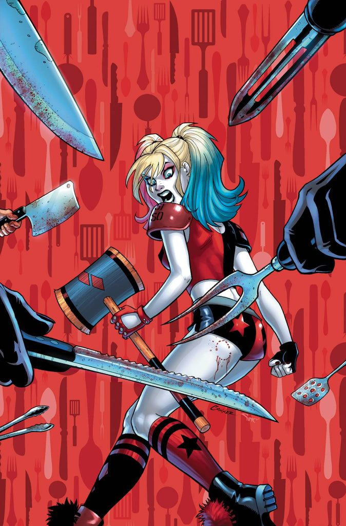 HARLEY QUINN #15 - Sad Lemon Comics