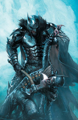 DARK NIGHTS METAL #6 GABRIELE DELL'OTTO VIRGIN VARIANT