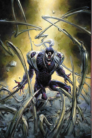 09/2017 X-MEN: GOLD #11 VENOMIZED OMEGA RED VARIANT COVER CLAYTON CRAIN