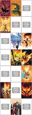 MARVEL LEGACY PHOENIX VARIANT SET (21 COVERS)