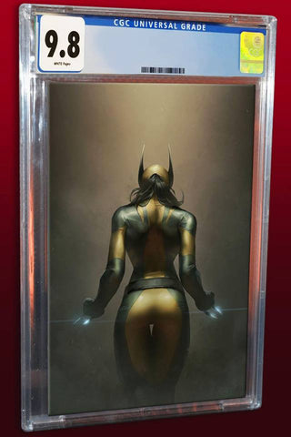 X-MEN RED #1 JEE HYUNG LEE VIRGIN VARIANT LIMITED TO 600 COPIES WORLDWIDE CGC 9.8 PREORDER
