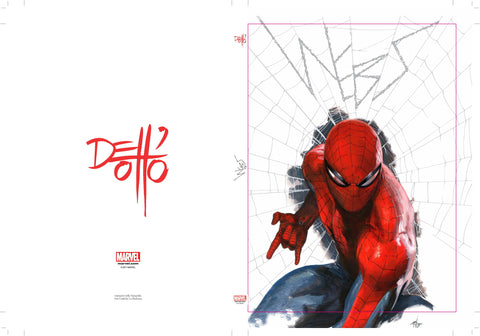 GABRIELE DELL'OTTO WEBS PORTFOLIO SIGNED EXCLUSIVE EDITION LIMITED TO 20