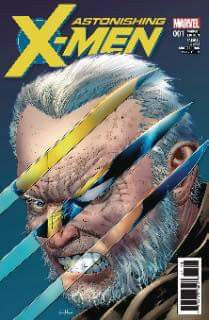ASTONISHING X-MEN #1 1:50 CASSADAY VARIANT