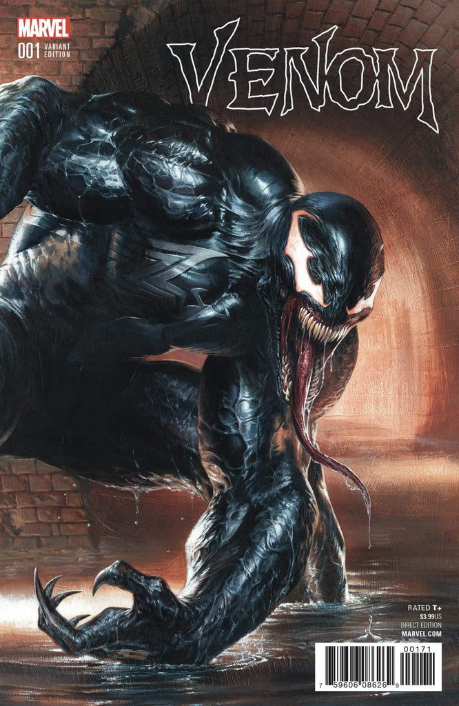 NOW VENOM #1 GABRIELE DELL'OTTO VARIANT COLOR - Sad Lemon Comics