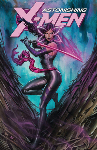 ASTONISHING X-MEN #1 ADI GRANOV PSYLOCKE VARIANT
