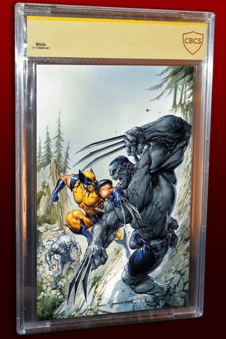 WEAPON H #1 CLAYTON CRAIN HULK 181 HOMAGE VIRGIN VARIANT LIMITED TO 1000 SIGNED BY CLAYTON CRAIN CBCS SS 9.6 OR BETTER