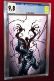 VENOM #2 CLAYTON CRAIN VIRGIN VARIANT LIMITED TO 600 CGC 9.8 PREORDER