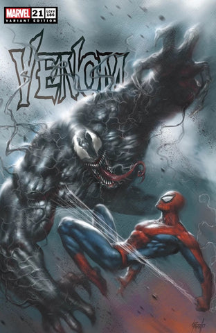 VENOM #21 LUCIO PARRILLO TRADE DRESS VARIANT